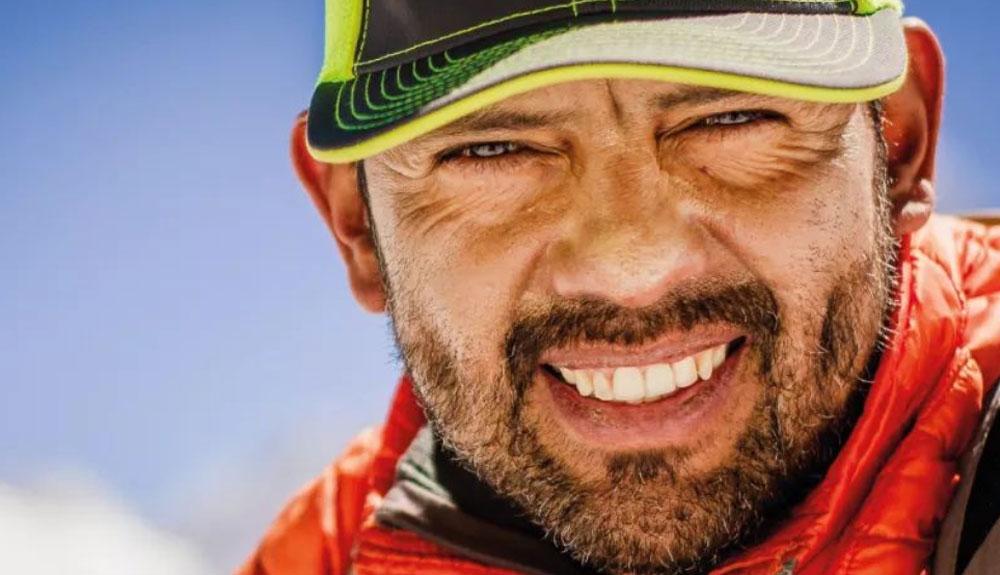 Richard Hidalgo fallece en el Makalu