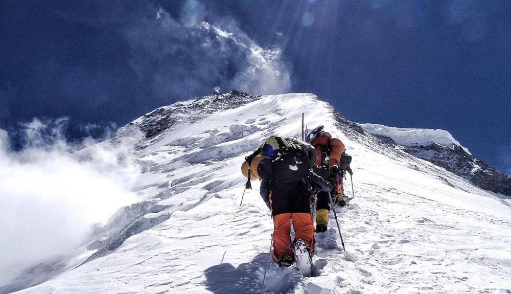 """Nirmal Purja: """"El Himalaya ha cambiado con el calentamiento global"""""""