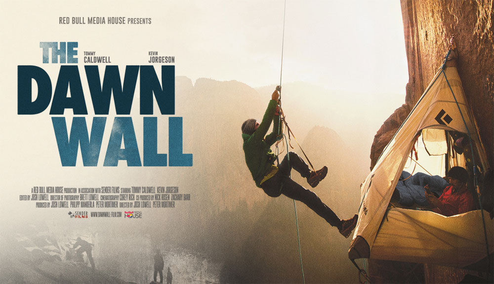 "Así se filmó ""Dawn Wall"""