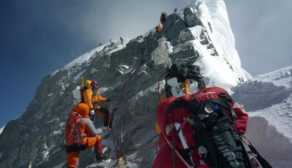 El Everest queda inaugurado esta primavera