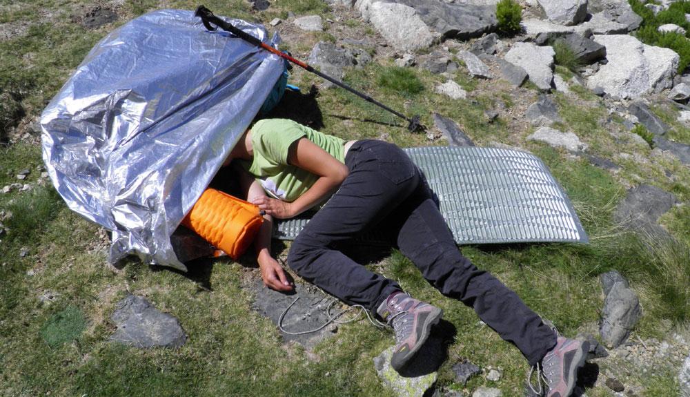 Calor y montaña: evita riesgos innecesarios