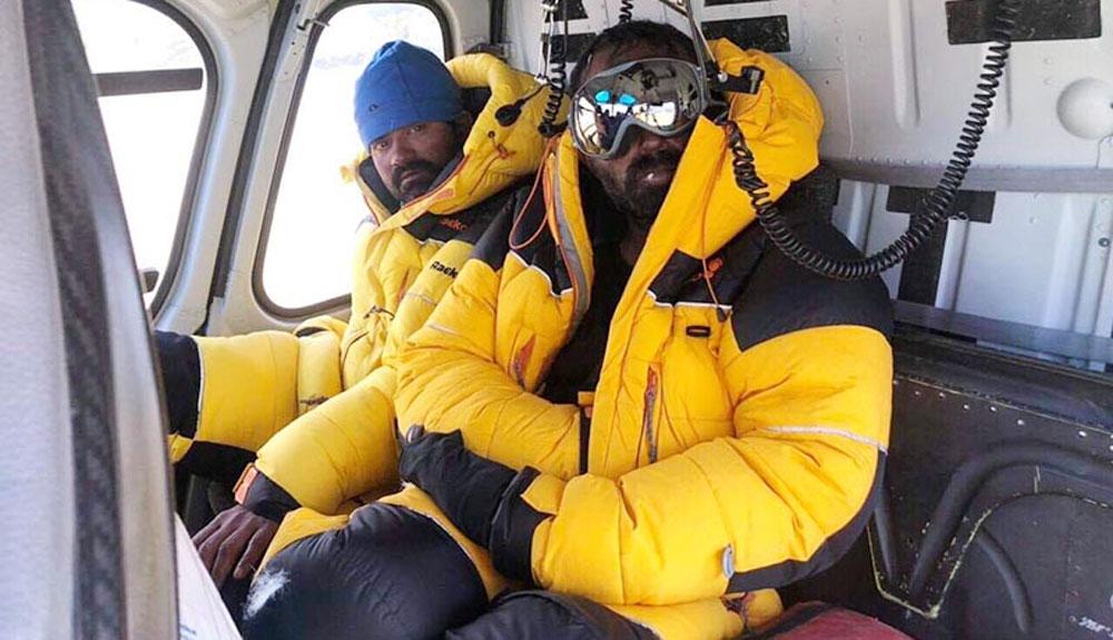 Dos alpinistas fallecidos en el Makalu y otro en el Everest