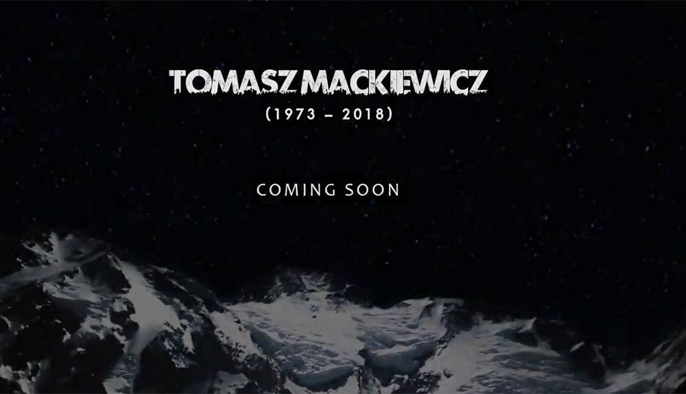 El documental sobre Tomek Mackiewicz podrá verse online