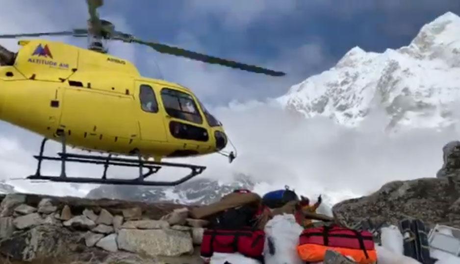 Recuperan los cuerpos de Biplab Baidya y Kuntal Karar en el Kangchenjunga