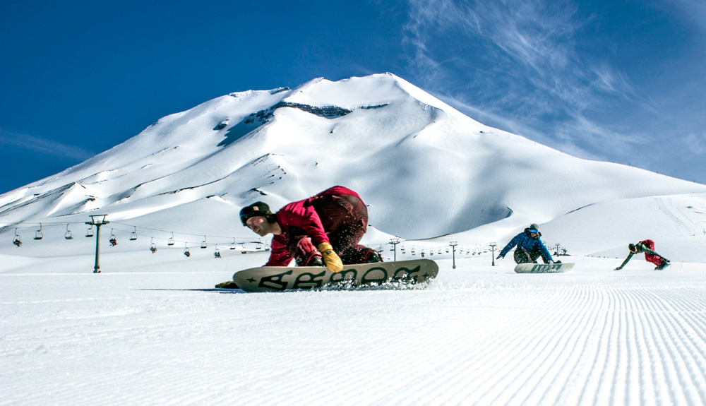 Llega el verano ¿listos para esquiar en Chile?