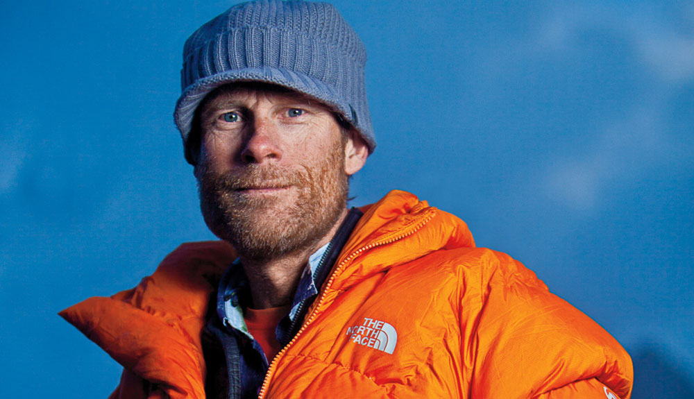 """Conrad Anker: """"Al Everest sólo debería ir quien esté realmente preparado"""""""