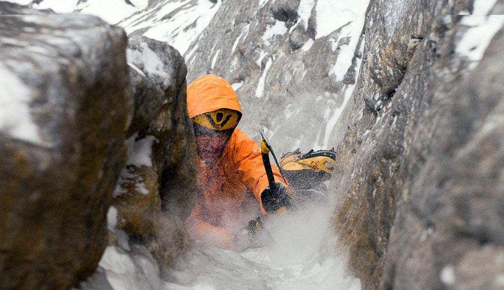 Los principios de la seguridad en montaña con Steve House