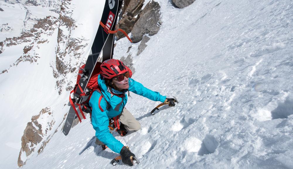 Esquiando el Lhotse