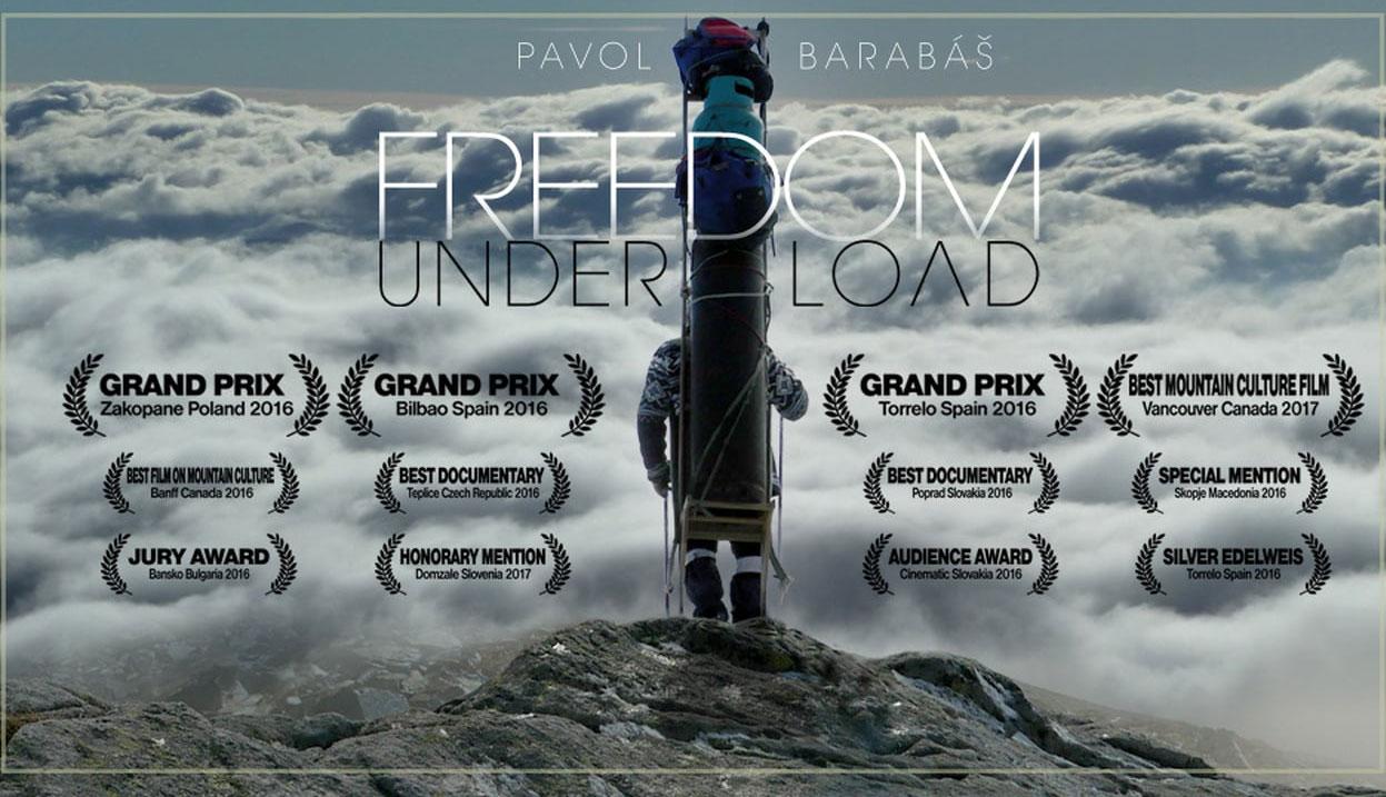 """""""Freedom Under Load"""" ya disponible para su visionado online"""