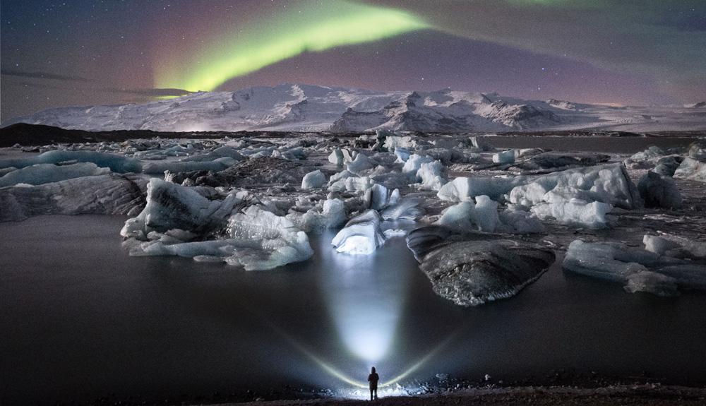 En busca del momento perfecto en Islandia