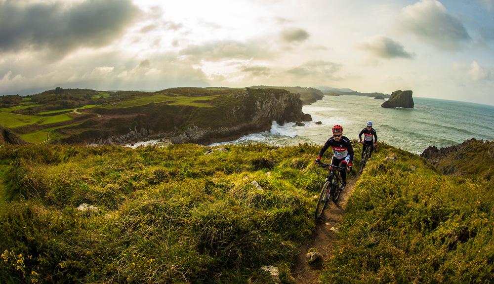 Camino del Norte en mountain bike