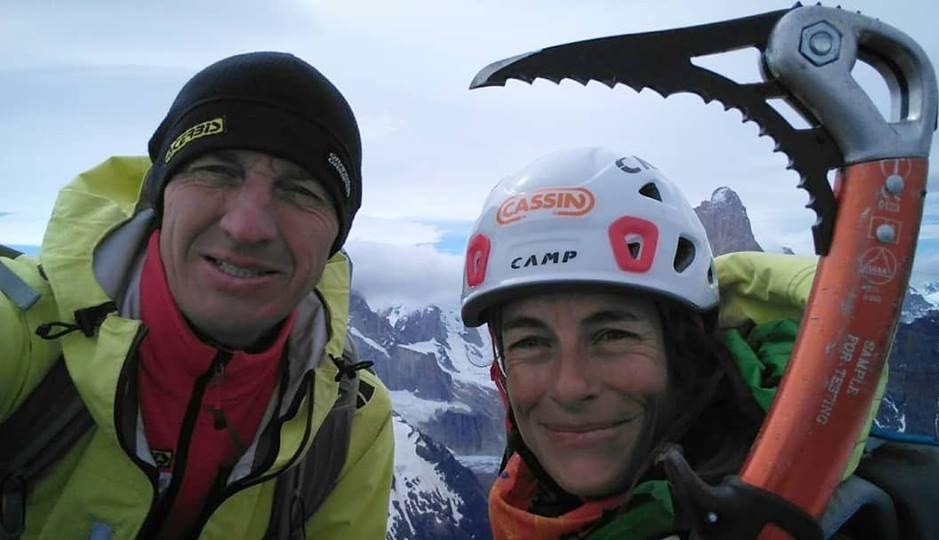 Urubko y Pipi Cardell a por una nueva ruta en el Gasherbrum II
