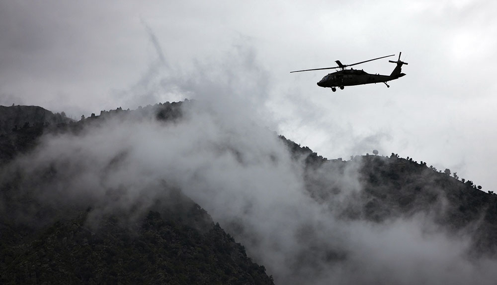 Siete afectados por una avalancha en Pakistán