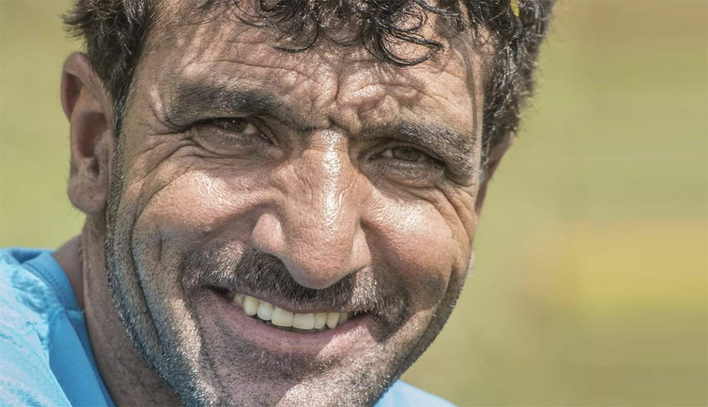 Sergi Mingote y Ali Sadpara formarán equipo en el Nanga Parbat