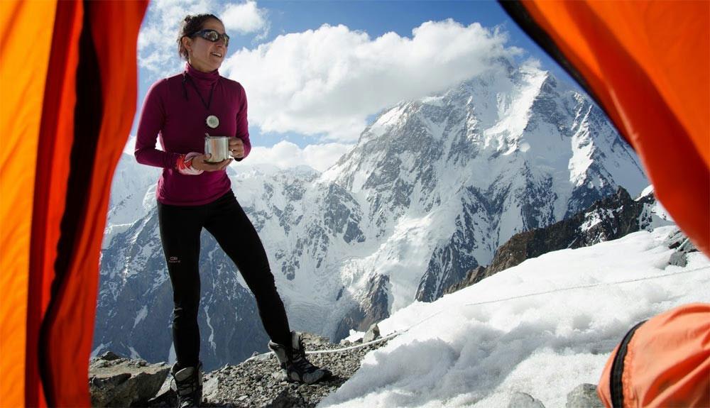 """Lina Quesada: """"Estamos preocupados por la cantidad de gente en el K2"""""""
