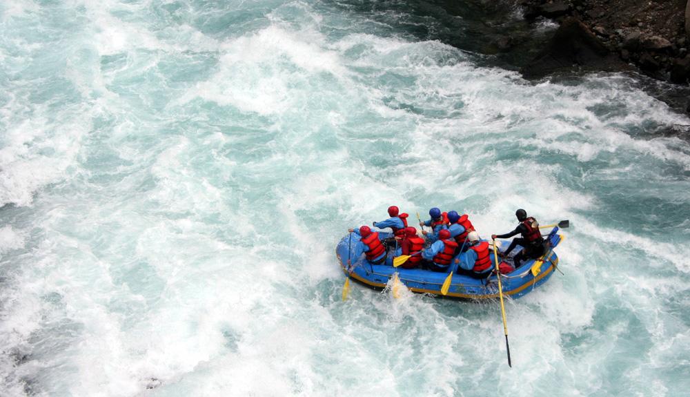 Cumbre Mundial de Rafting en Costa Rica