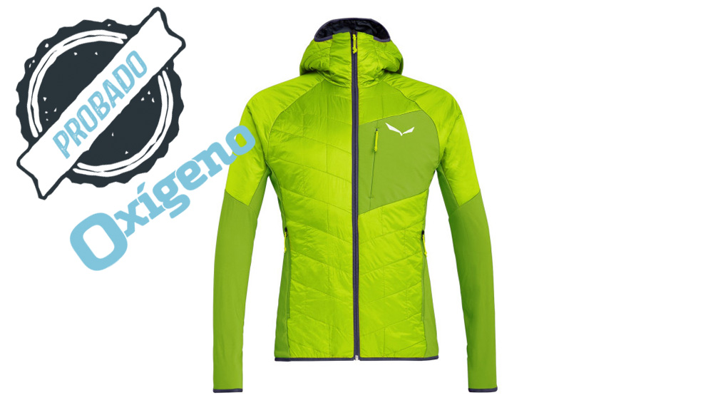 Chaqueta Ortles Hybrid TirolWool Celliant de Salewa