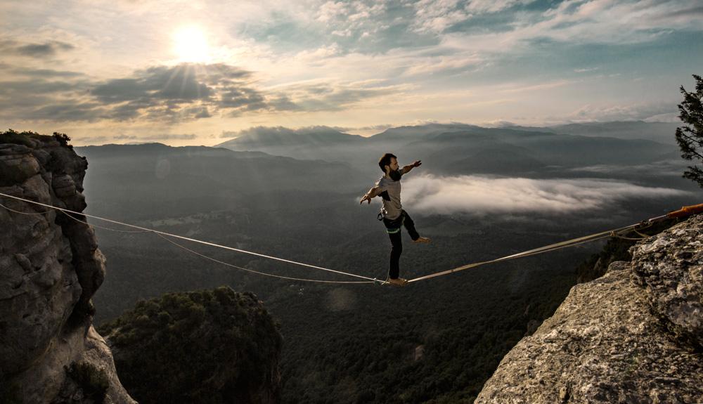 Cómo controlar las emociones en la montaña