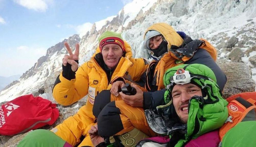 Francia premia a los rescatadores del Nanga Parbat
