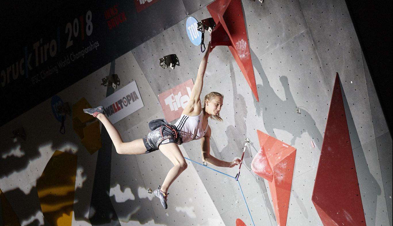 La escalada, a un paso de las Olimpiadas de París 2024