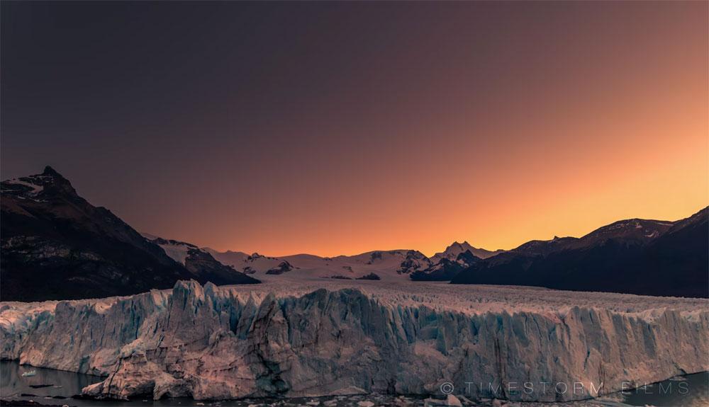 Patagonia en 8k