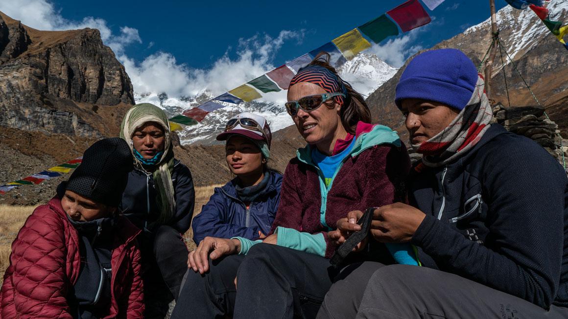 Montañas de ilusión-Expedición médica al Saipal 2019