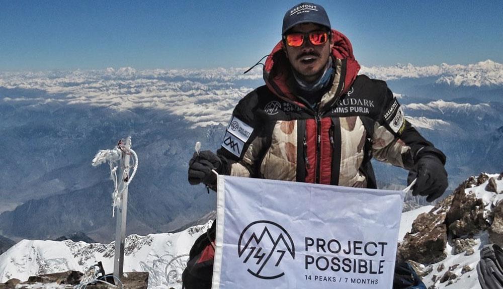 Nirmal Purja asciende el Nanga Parbat y ya lleva ¡7 ochomiles en tres meses!