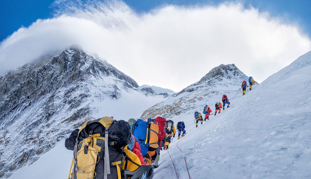 """""""El Everest siempre estará abierto a las expediciones"""""""