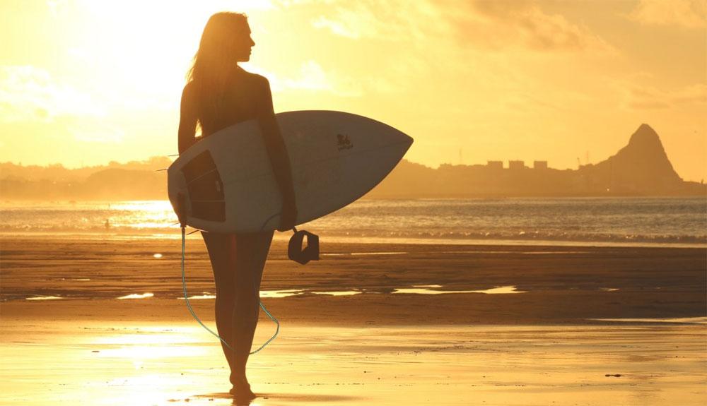 3 novedades para las amantes del surf y los océanos