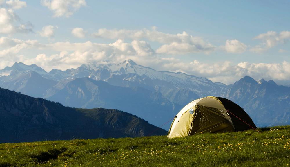 10 trucos para dormir mejor en la montaña