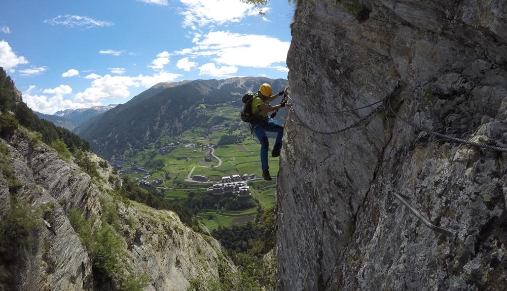 Andorra en clave vertical