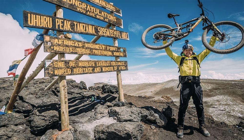 Kilimanjaro y Mt. Kenya en mountain bike