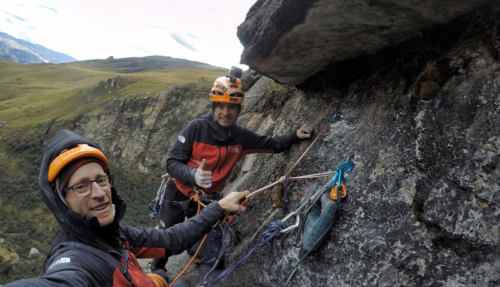 """Los Pou abren """"Aupa Gasteiz!"""" y concluyen su exploración andina"""