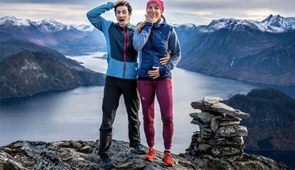 Emelie Forsberg, en busca del equilibrio entre la maternidad y el deporte