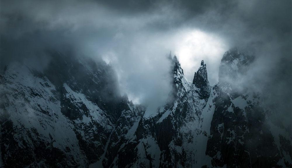 """""""Higher Ground"""", un tributo al Mont Blanc"""