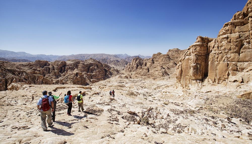 El Jordan Trail, apuesta segura