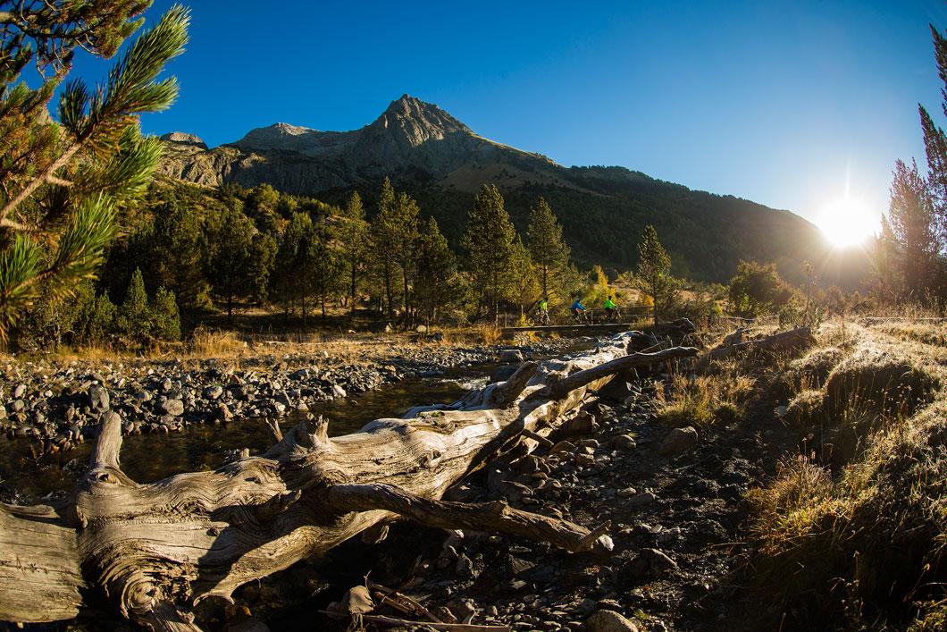 Melchor Mauri y Pol Tarrés estarán en la Transpirenaica Trail2Challenge