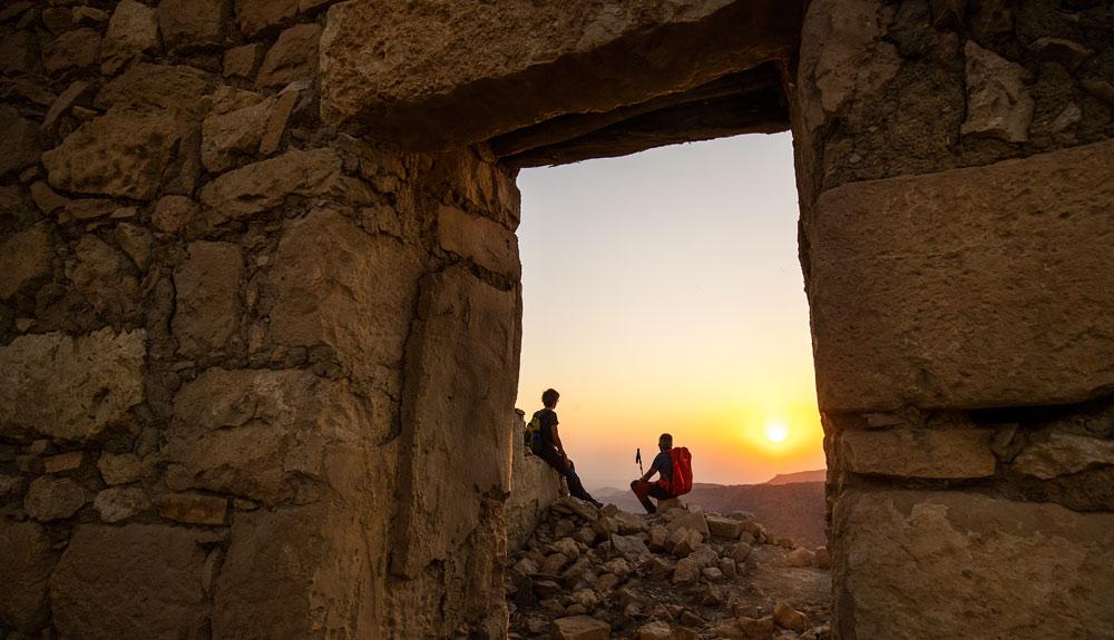 Jordan Trail, magia en el desierto