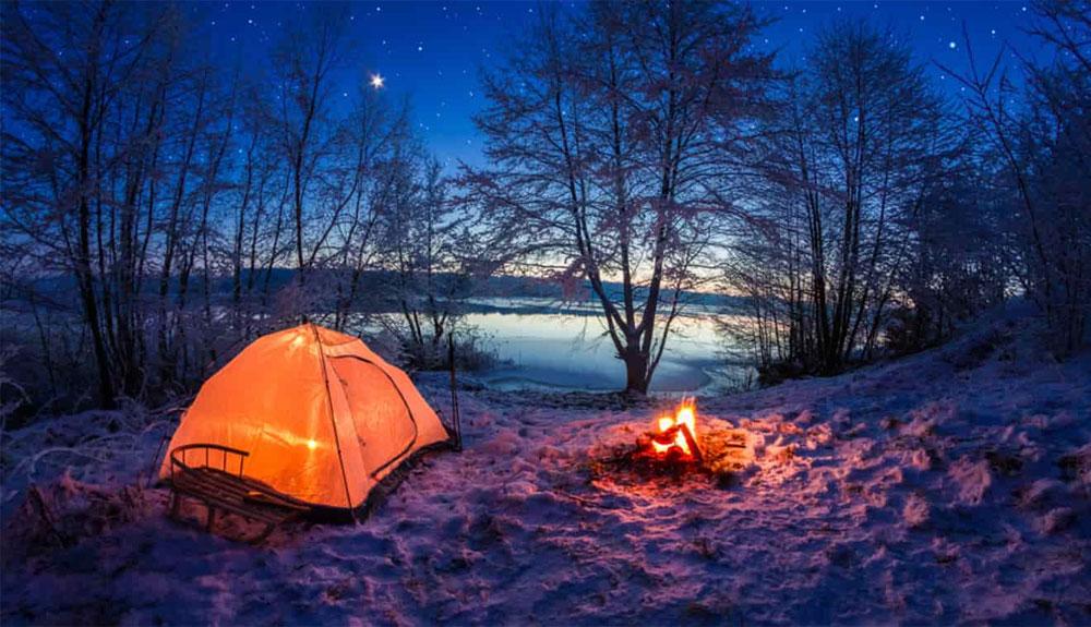 Las noches de invierno son más fáciles con Ferrino