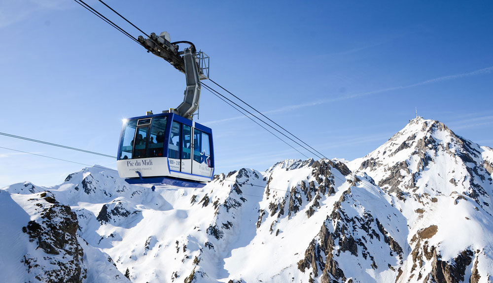El Pirineo francés abre sus puertas al invierno
