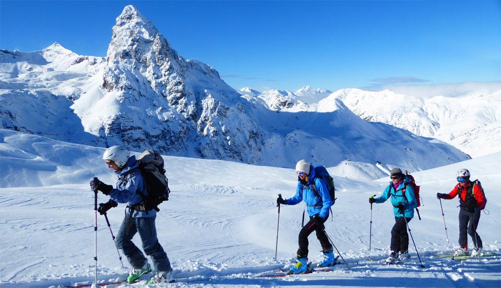 Skimo Pirineos, una nueva fiesta de la montaña