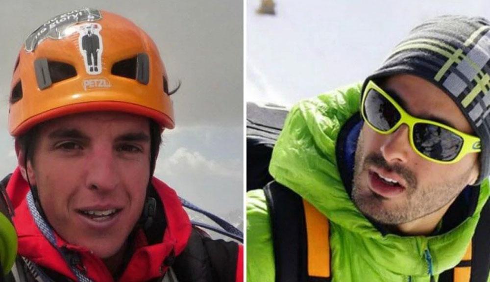 Max Bonniot y Pierre Labbre fallecen en los Alpes
