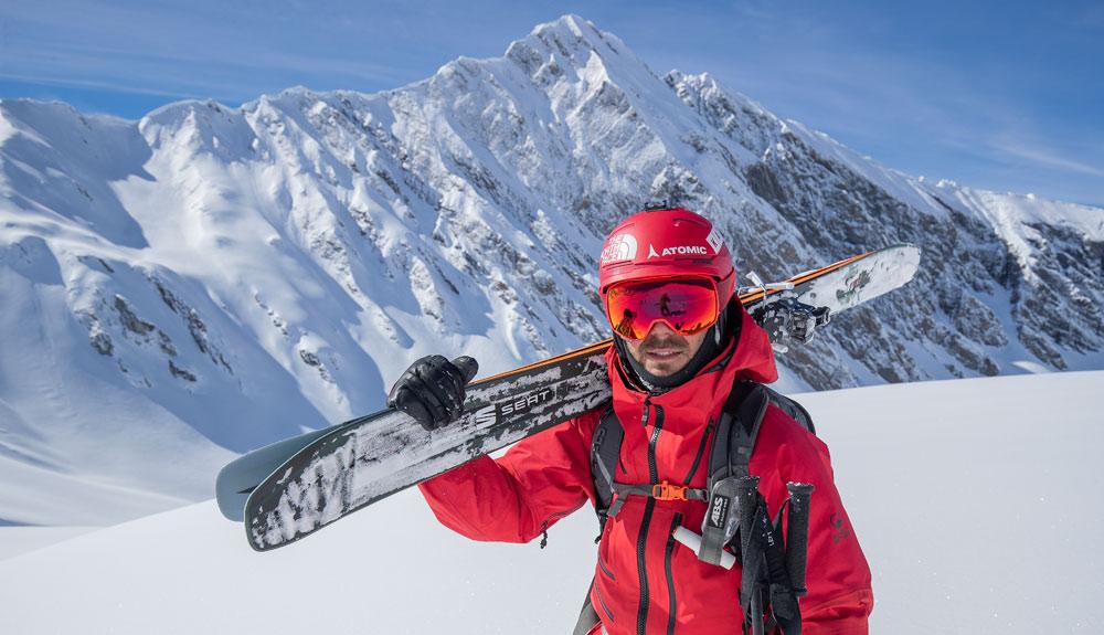 Aymar Navarro: más Big mountains y no tanto freestyle