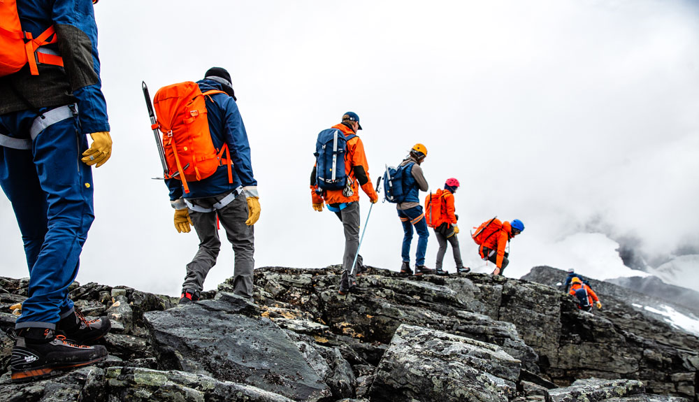 Sólo para tus hombros: 10 mochilas de alpinismo