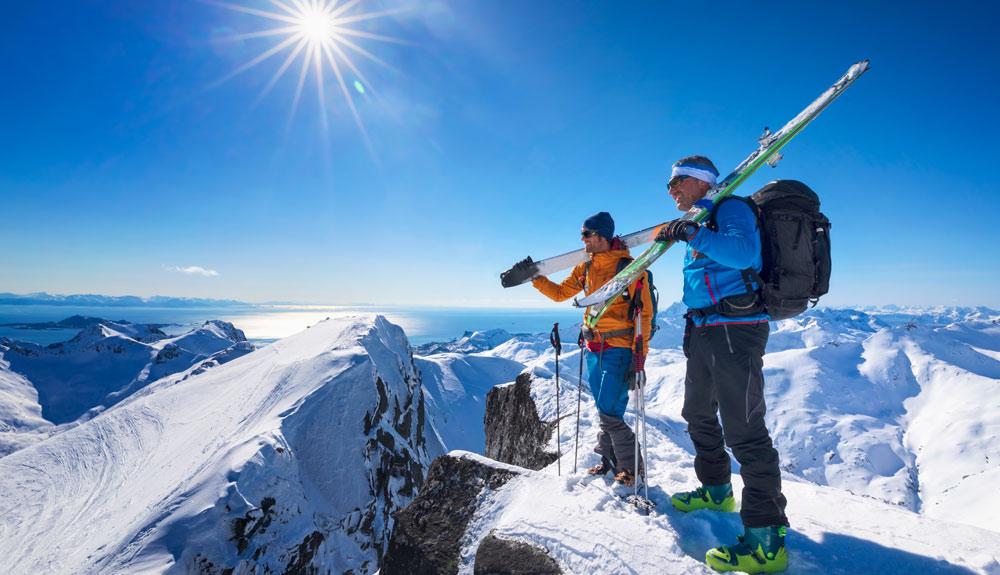 12 viajes para amantes del esquí de montaña