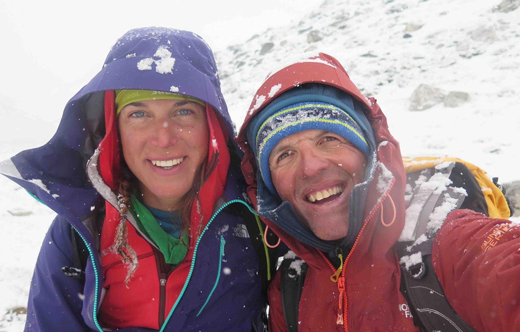 Lunger y Moro, a por el primer encadenamiento invernal de dos ochomiles