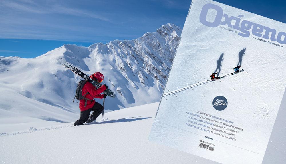 Nuestro Especial Esquí de Montaña vuelve a los quioscos