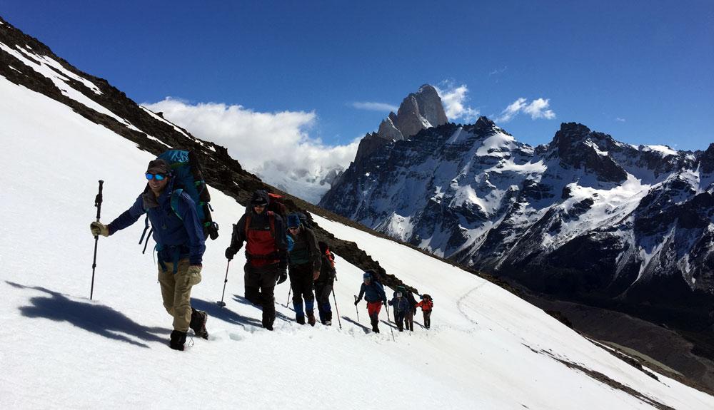 Patagonia: trekking entre colosos