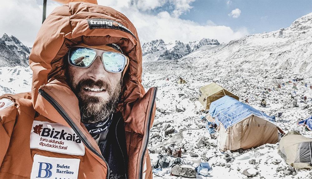 Alex Txikon regresa al Everest invernal
