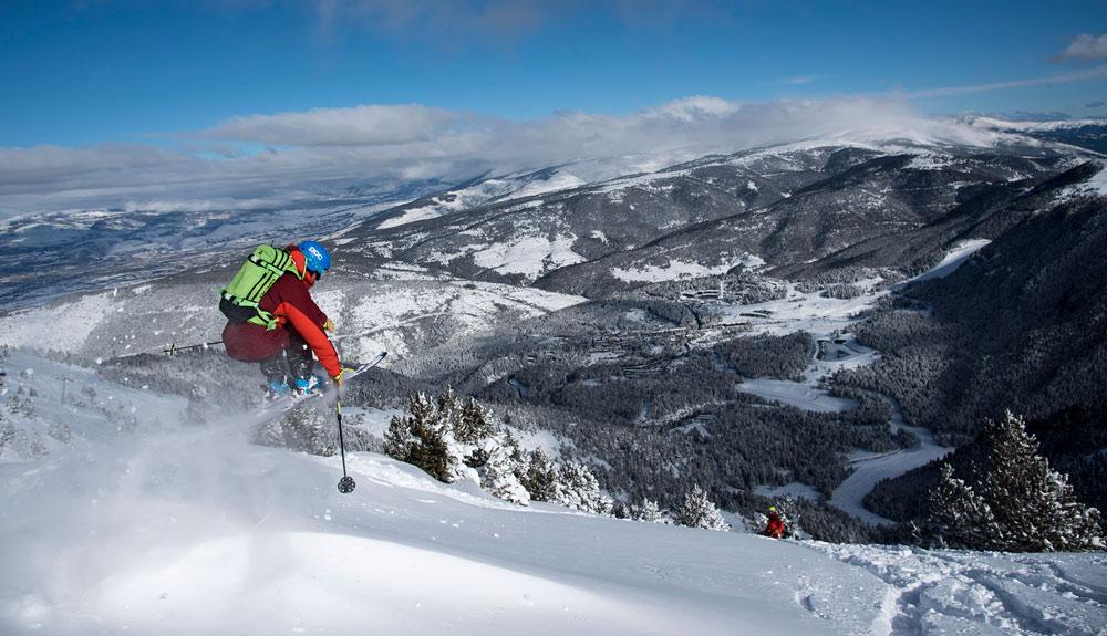 La Molina & Masella: el gran dominio de esquí metropolitano